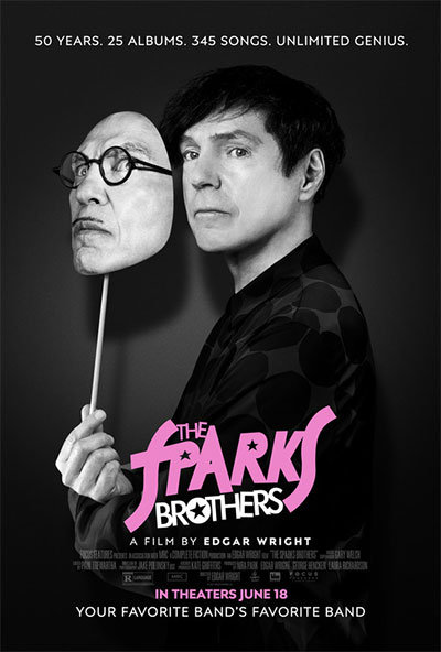 The Sparks Brothers movie poster