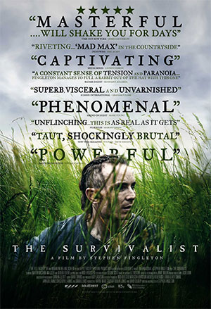 The Survivalist movie poster