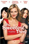 The Sweetest Thing movie poster
