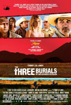 The Three Burials of Melquiades Estrada movie poster