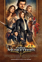 The Three Musketeers preview