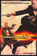 The Transporter 2 movie poster