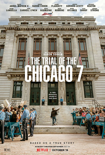 The Trial of the Chicago 7 preview