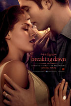 The Twilight Saga: Breaking Dawn: Part 1 movie poster
