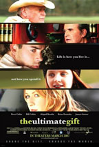 The Ultimate Gift movie poster