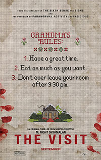 The Visit preview