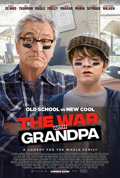 The War with Grandpa preview