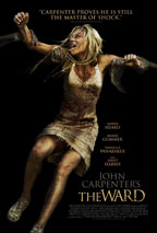 The Ward movie poster