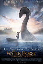 The Water Horse: Legend of the Deep movie poster
