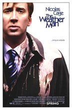The Weather Man movie poster