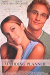 The Wedding Planner movie poster