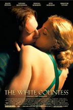 The White Countess movie poster