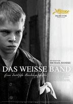 The White Ribbon movie poster