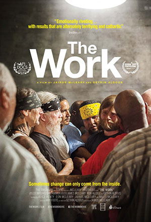 The Work movie poster