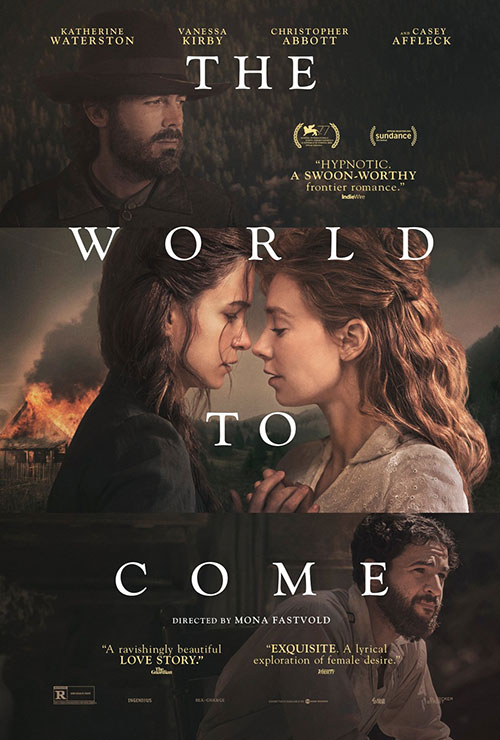 The World to Come movie poster