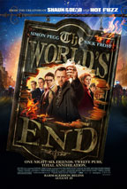 The World's End preview