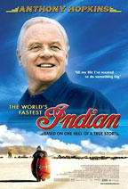 The World's Fastest Indian movie poster