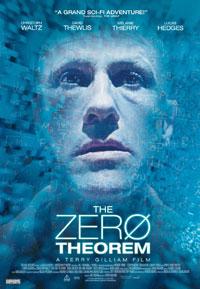 The Zero Theorem movie poster
