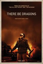 There Be Dragons movie poster