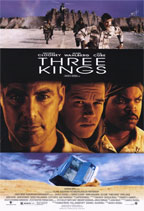 Three Kings movie poster