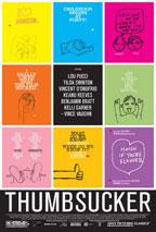 Thumbsucker movie poster