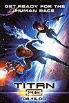 Titan A.E. movie poster