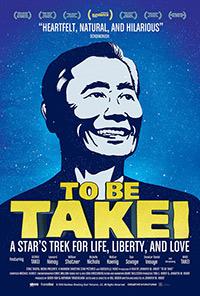 To Be Takei movie poster