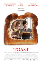 Toast movie poster