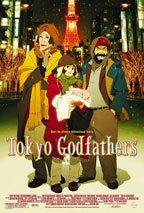 Tokyo Godfathers preview