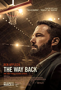 The Way Back movie poster