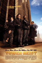 Tower Heist movie poster
