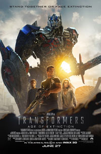 Transformers: Age of Extinction preview