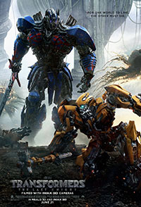 Transformers: The Last Knight preview