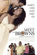 Tyler Perry's Meet the Browns movie poster