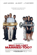 Tyler Perry's Why Did I Get Married Too movie poster