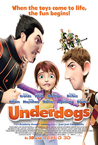 Underdogs movie poster
