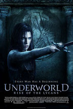 Underworld: Rise of the Lycans preview