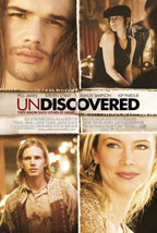 Undiscovered movie poster