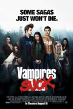 Vampires Suck movie poster
