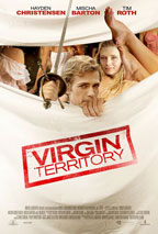 Virgin Territory movie poster