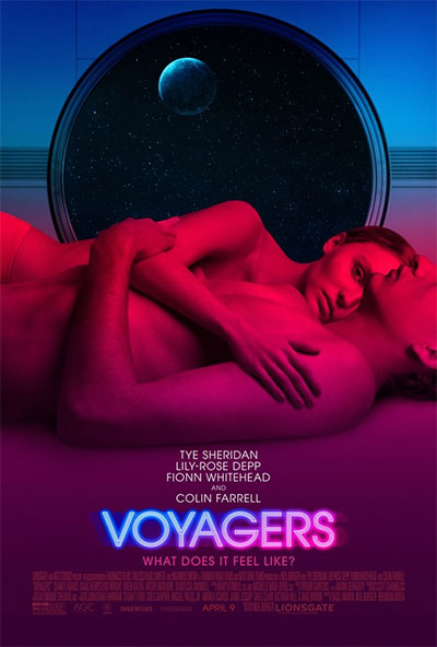 Voyagers preview