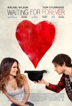 Waiting for Forever movie poster
