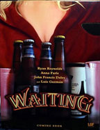 Waiting movie poster