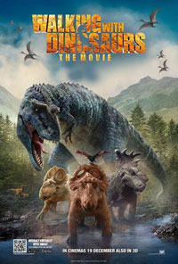 Walking with Dinosaurs preview