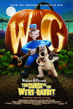 Wallace & Gromit: Tale of the Were-Rabbit movie poster