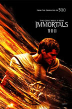 Immortals preview