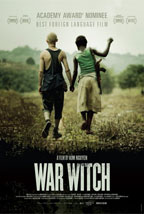 War Witch movie poster