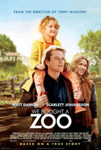 We Bought a Zoo movie poster