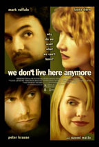 We Don't Live Here Anymore movie poster