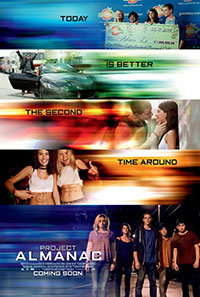 Project Almanac preview